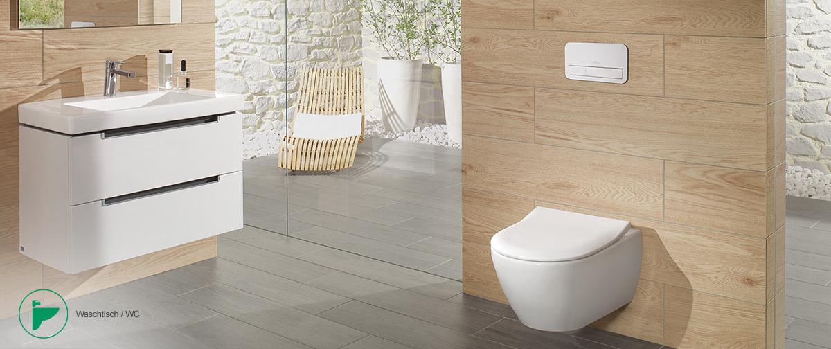 Waschtisch Wc Modern Wasser Wasserreinigung Badausstattung Bad