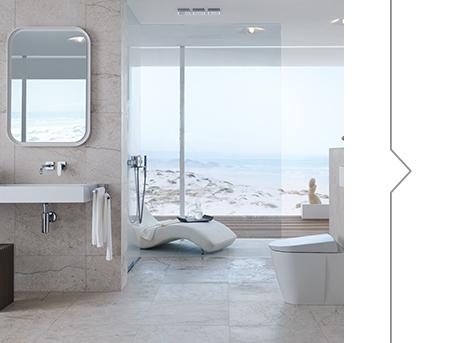 waschtisch wc modern wasser wasserreinigung badausstattung bad. Black Bedroom Furniture Sets. Home Design Ideas