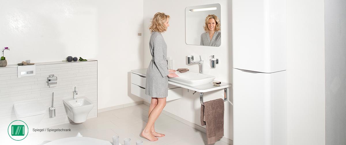 Spiegel Spiegelschränke | Spiegelschrank Badspiegel mit Beleuchtung