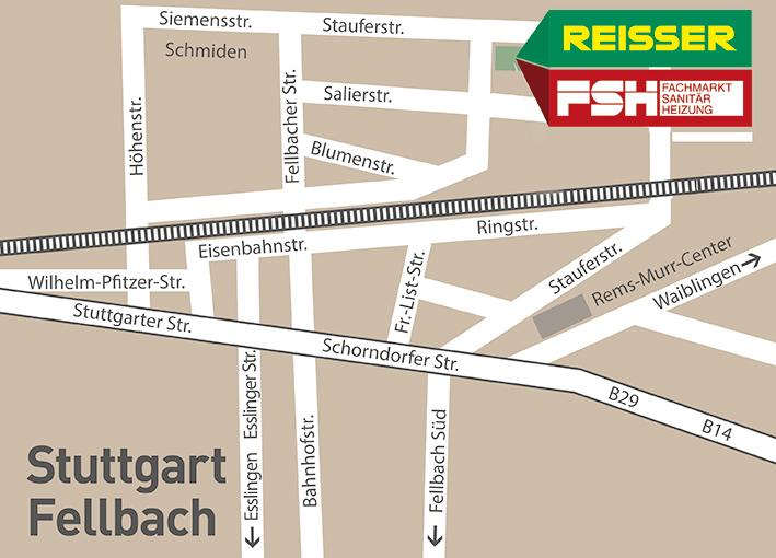 FellbachREISSERAnfahrtskizze